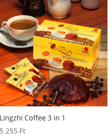 3 in 1 lingzhi coffe